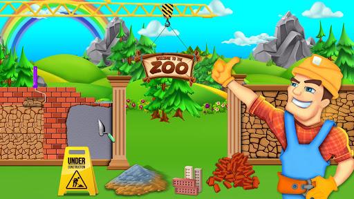 Safari Zoo Builder: Animal House Designer & Maker 1.0.3 screenshots 2