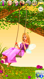 My Little Talking Princess screenshot 00