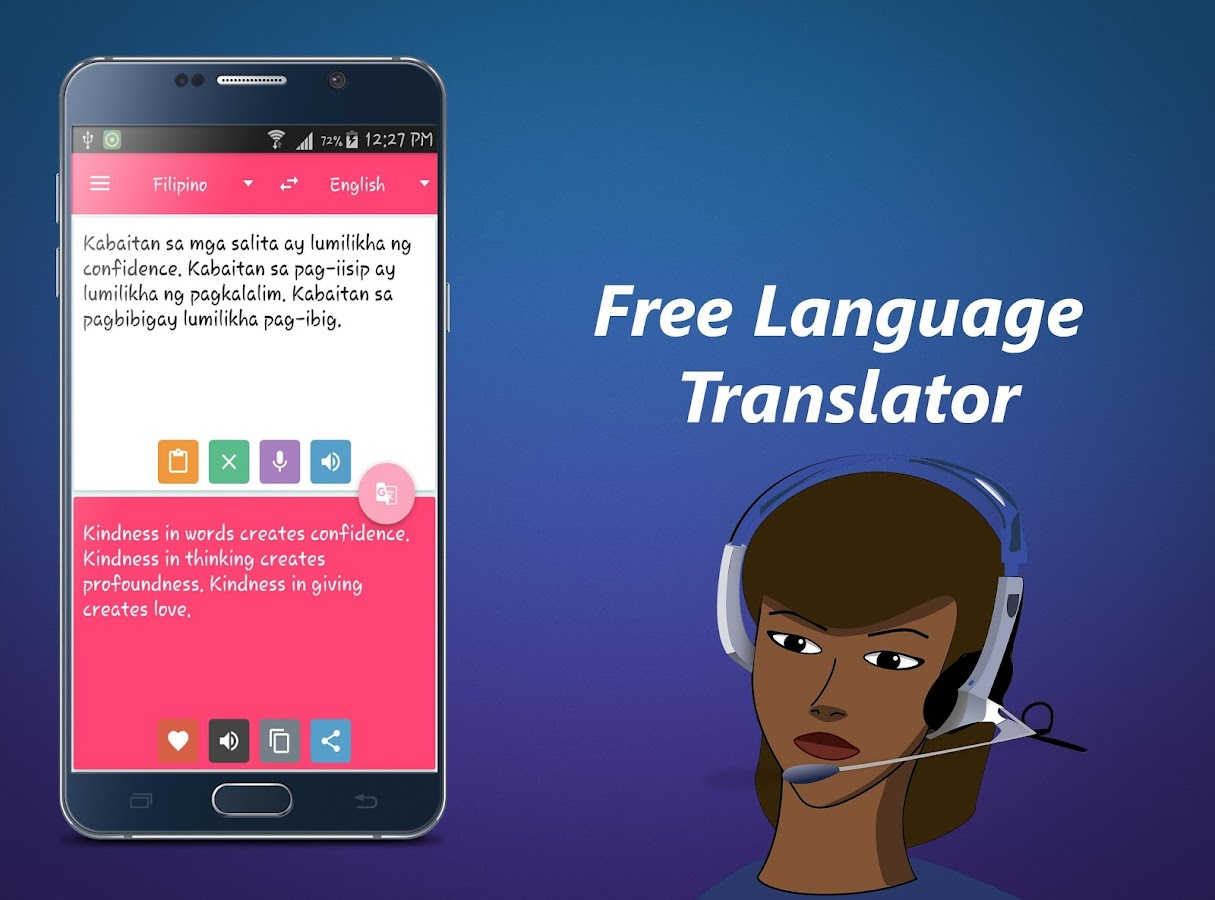 All language translator app for android gratuit télécharger