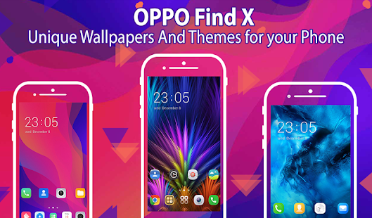 Themes for OPPO Find X: OPPO Find X wallpaper for PC / Windows 7, 8