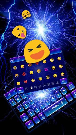 Cool Blue Lighting Keyboard hack tool