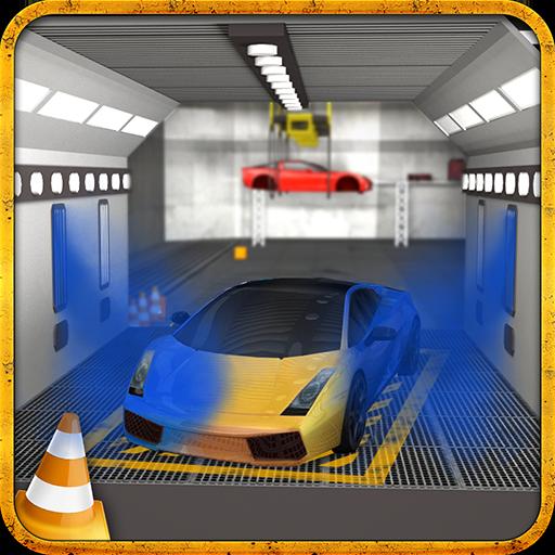 多階駐車場スポット 模擬 App LOGO-硬是要APP