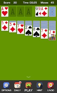 Free Solitaire Game apk screenshot 1