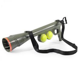 Lansator mingi de tenis, pentru animale de companie