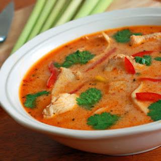 Tom Kha Paste Recipes.