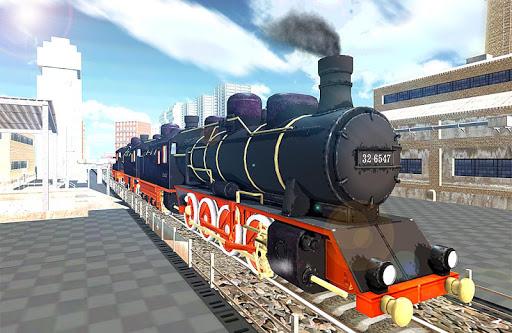蒸汽火车模拟