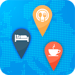 Local Maps: Compass, GPS Navigation & Live Weather