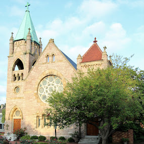 St. John Episcopal Church by Rohan Jackson - Buildings & Architecture Places of Worship ( church )