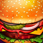 Breakfast Cooking Fever :A Fast Food Game Icon