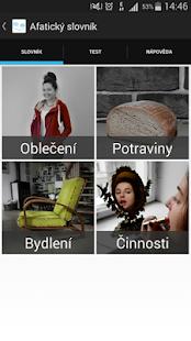 Free Afatický slovník APK for Android