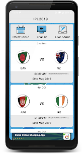 Download IPL 2019 Live - Channel 9 APK latest version App for PC
