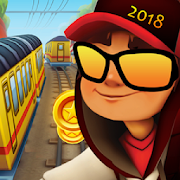 Game Subway Suf: Bus Rush Runner APK for Kindle