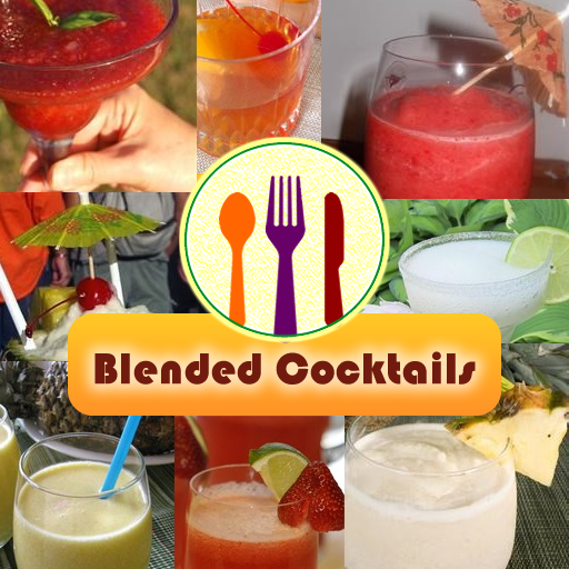 Blended Cocktails Drinks