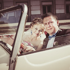 Φωτογράφος γάμων Aleksandr Vachekin (Alaks). Φωτογραφία: 27.09.2013