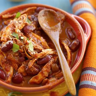 Mexican Chicken Chili.