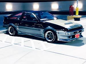 スプリンタートレノ AE86 昭和62年式GT-APEXのカスタム事例画像 F.F.R ざっくぅ(-Aさんの2019年07月04日19:44の投稿