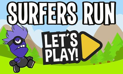 Surfers Run