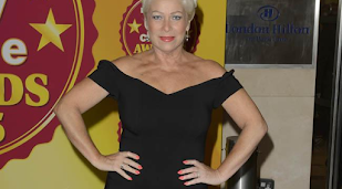 Denise Welch quits pantomime