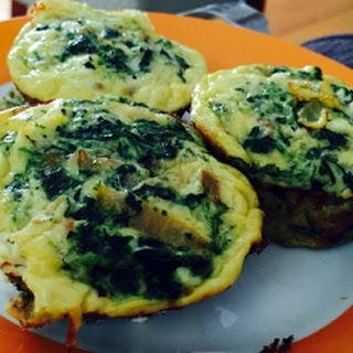 Easy Greek Baked Egg Muffins