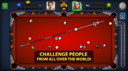 Screenshot 2 8 Ball Pool 4.1.0 APK MOD