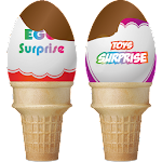 Surprise Ice Cream Eggs Icon