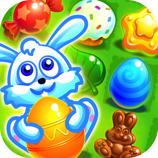 Easter Sweeper - Chocolate Candy Match 3 Puzzle (game)