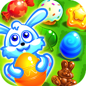 Easter Sweeper - Chocolate Candy Match 3 Puzzle