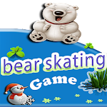 bear skating Icon
