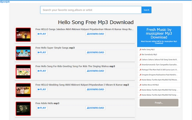 musicpleer download music