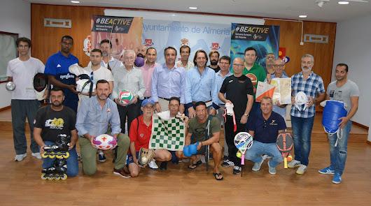 Semana Europea del Deporte en Almería
