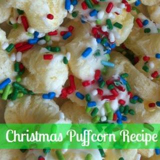 Christmas Puffcorn