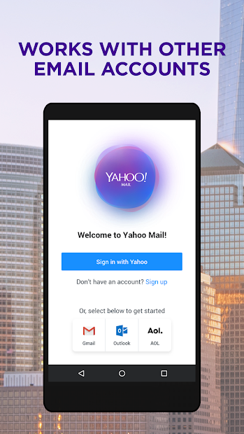 Yahoo Mail – Organized Email Android App Screenshot