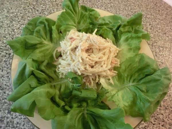 Al's Creamy Tuna Salad
