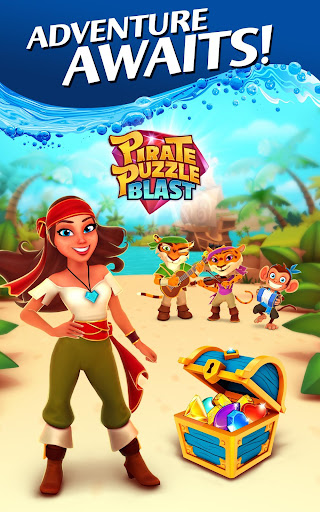 Pirate Puzzle Blast - Match 3 Adventure apkdebit screenshots 11