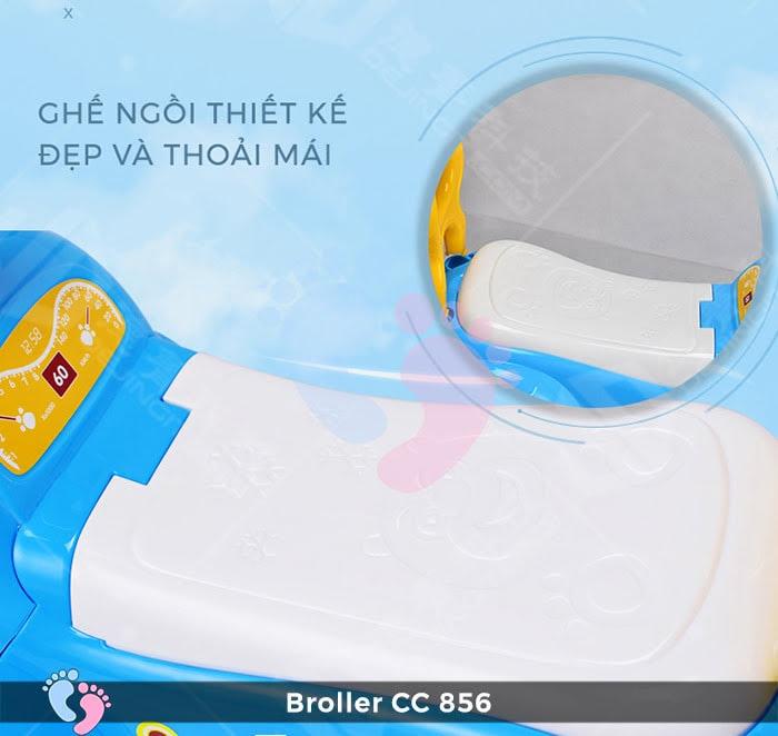 Xe chòi chân cho bé Broller CC-856 9