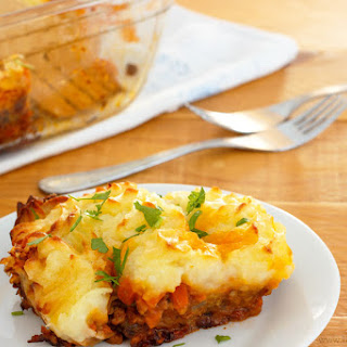 Easy Shepherd's Pie.