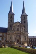 Photo: Die Kirche St. Michael zu Bamberg