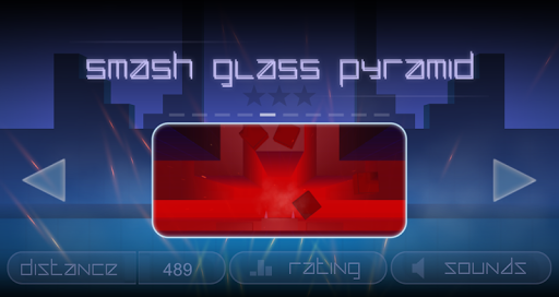 Smash Glass Pyramid  screenshots 25