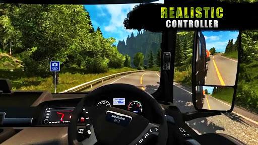 Army Truck Simulator 2020 New Truck Driving Games 1.0 screenshots 1