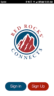 Red Rocks Connects- screenshot thumbnail