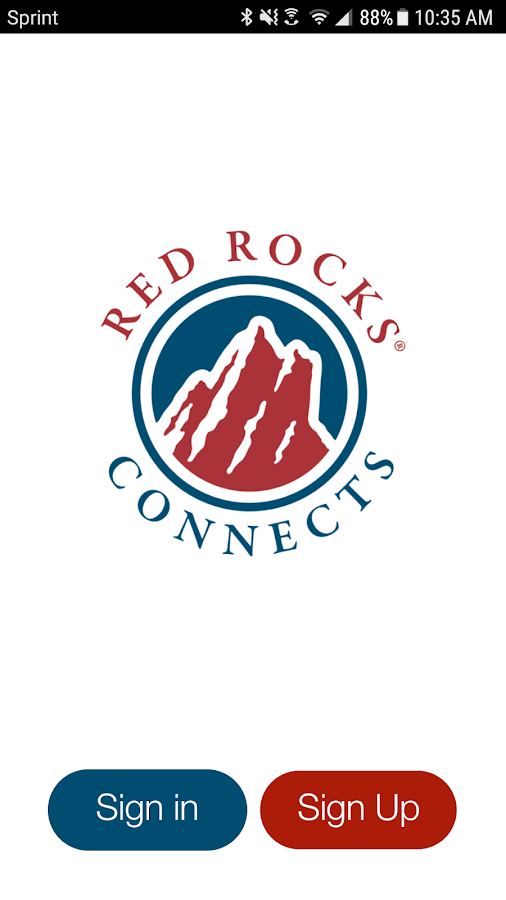 Red Rocks Connects- screenshot