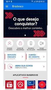 Bradesco- screenshot thumbnail