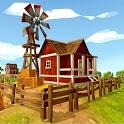 Little Farm Dairy Supply 3D icon