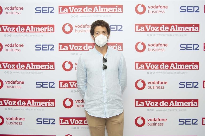 Carlos Gómez Martínez, administrador de sistemas y ciberseguridad de SAT Primaflor.