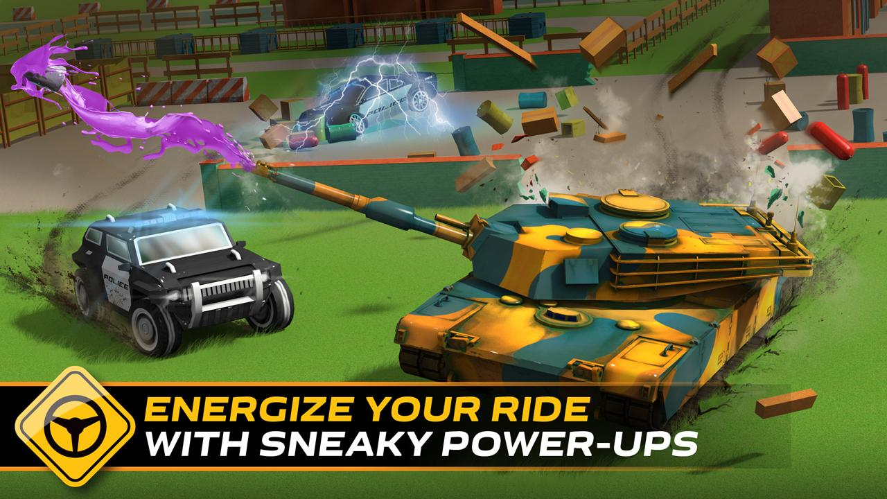 Splash Cars- screenshot