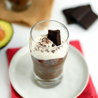 Salted Dark Chocolate Mousse