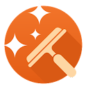 Orange Cache Cleaner icon
