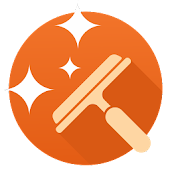 Orange Cache Cleaner