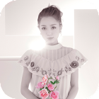 Kana Nishino official artist app icon