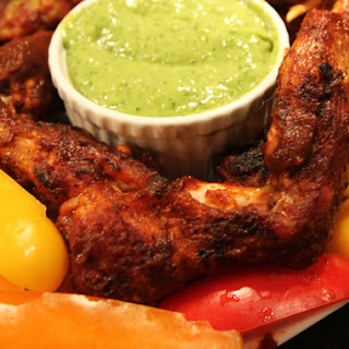 Bring on the Heat with Smoky Tequila Chipotle Wings